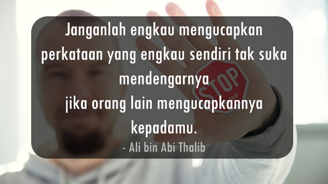 Kata Kata Bijak Islami Menjaga Lisan Demi Komunikasi Yang Baik