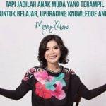 Kumpulan Kata Bijak Motivasi Merry Riana Tentang Lika Liku Kehidupan