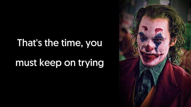 Kata Mutiara Film Joker Tentang Realita Kehidupan